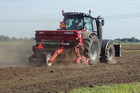 technologie et agriculture
